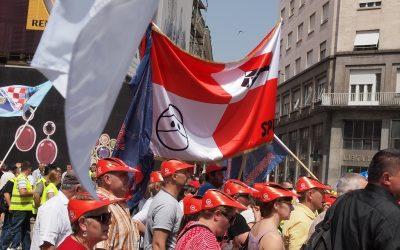 Najavljen štrajk u HŽ Infrastrukturi d.o.o. za 25. ožujka 2021.